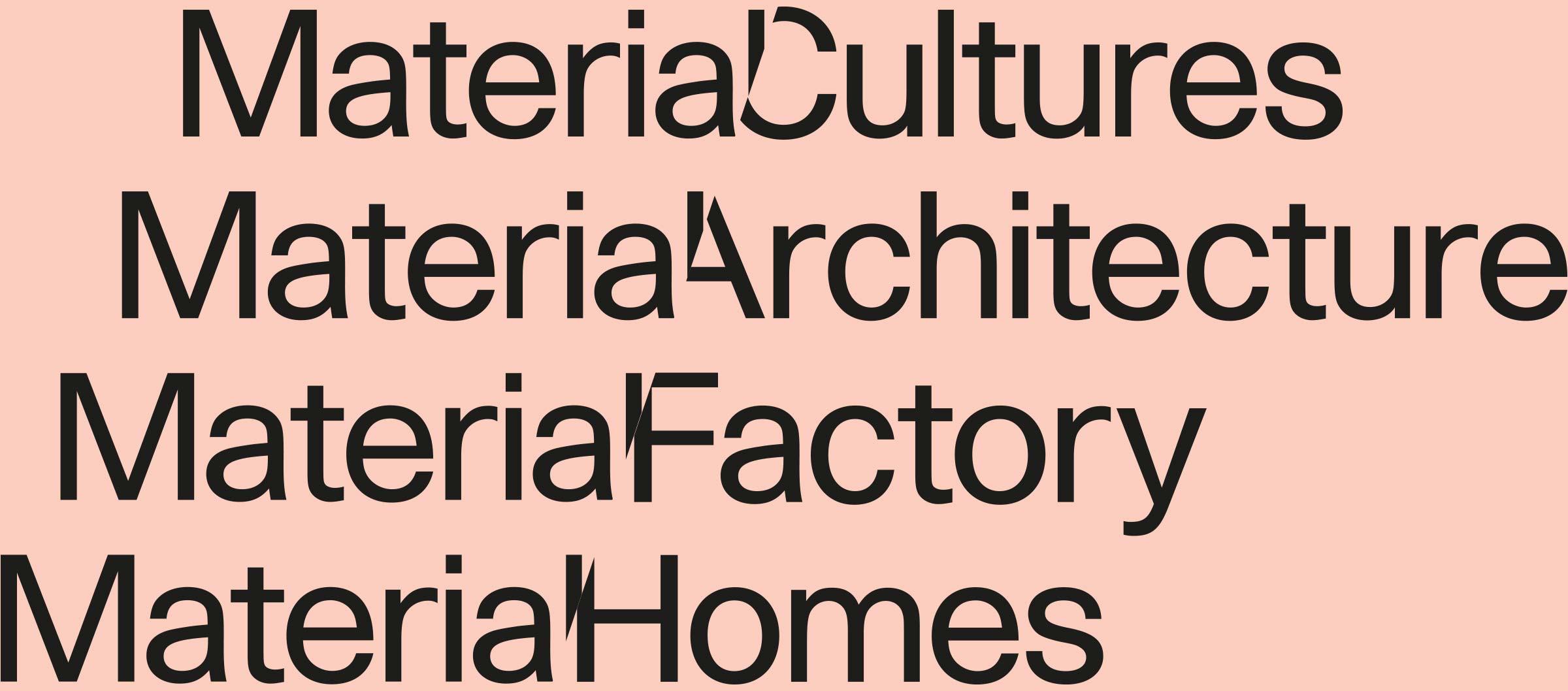 Material Cultures Landing
