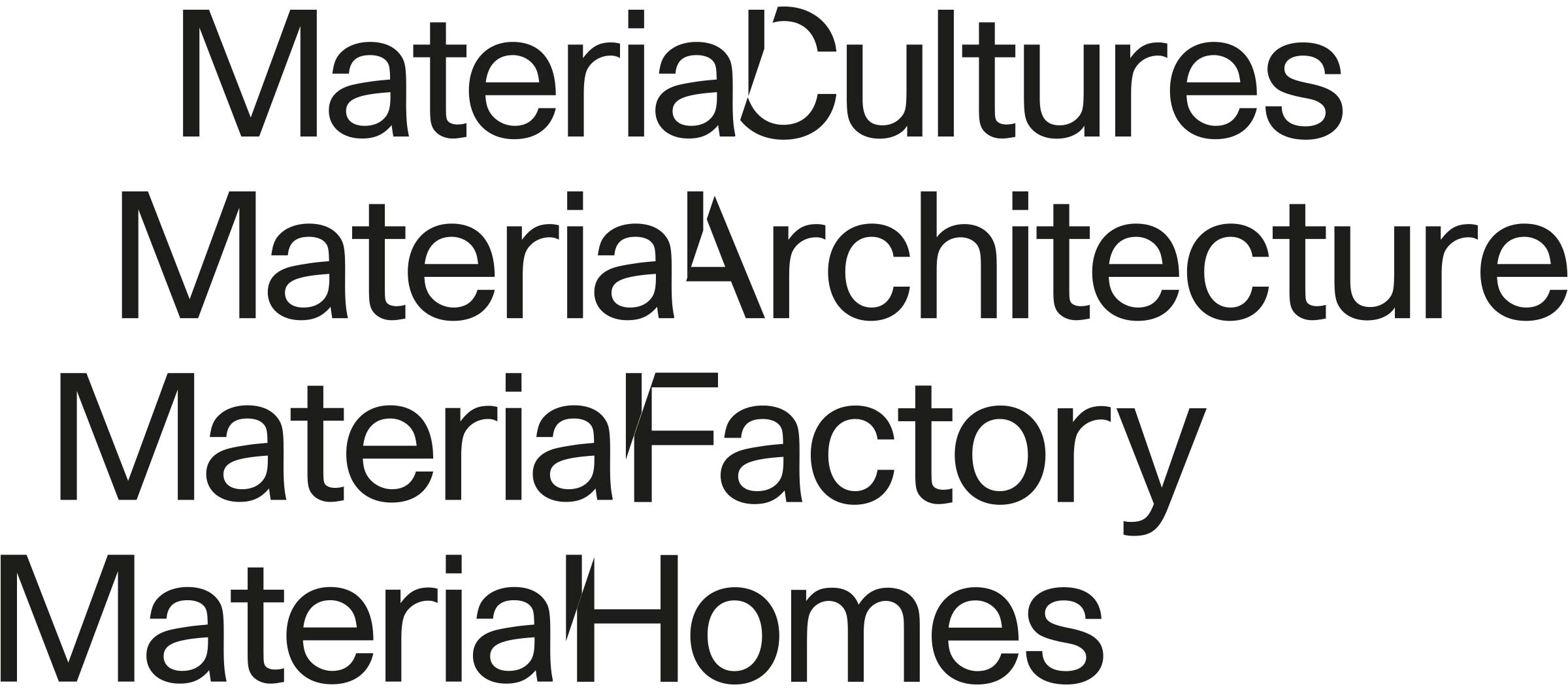Material Cultures New Landing